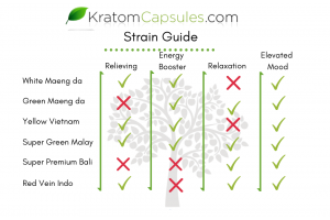 Our Strain Guide.