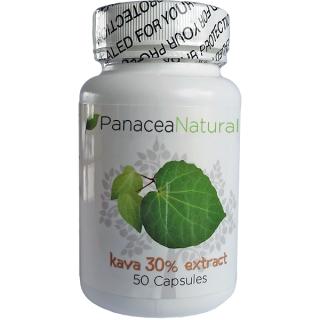 Kava 30% Extract (50 Capsules)